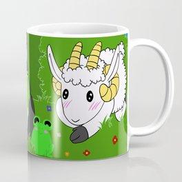 Froggy Date Coffee Mug