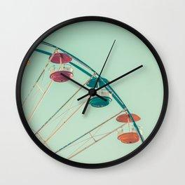 Ferris Wheel 2 Wall Clock