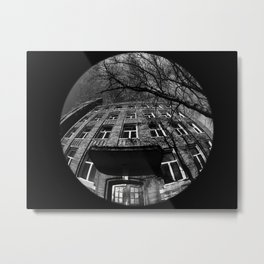 Architecture by Photographe de Sherbrooke Metal Print