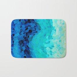 INVITE TO BLUE Bath Mat