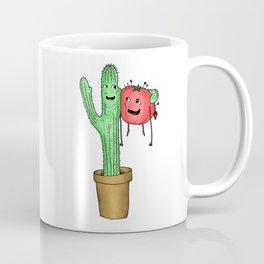 Prickly Pair Coffee Mug