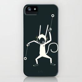 YO YO ♪ iPhone Case