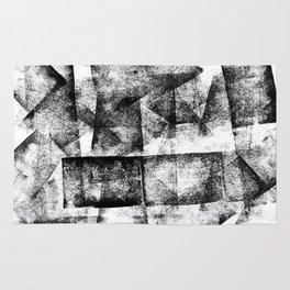 Print Texture Rug