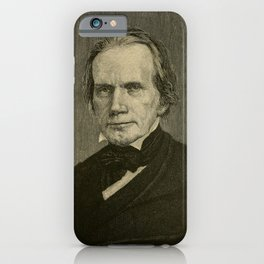 A.C. Thomas - A History of the United States (1900) - Kentucky Senator Henry Clay iPhone Case