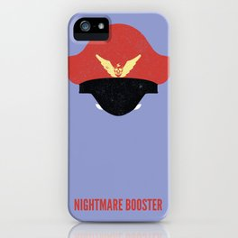 Bison - Nightmare Booster iPhone Case