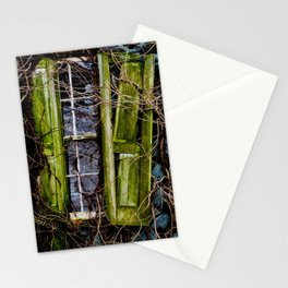 Crooked Stationery Cards