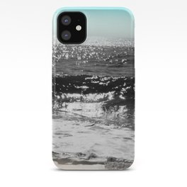 Cascading Waves iPhone Case