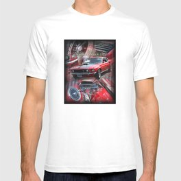 1969 Mustang Mach 1 CJ T-shirt