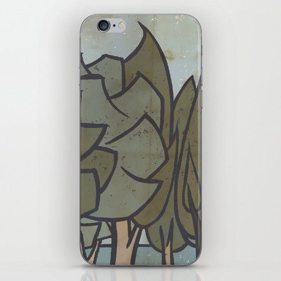My heart will always belong to the Mediterranean Sea. iPhone & iPod Skin