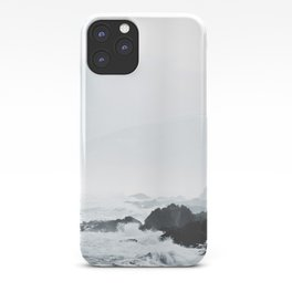 Sea Waves Seascape, Ocean Waves Photography, Sea Coast, Sea Beach Tapestry, Pillow etc iPhone Case