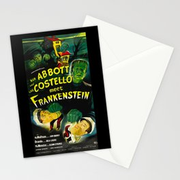 Meet the Monsters  Stationery Cards