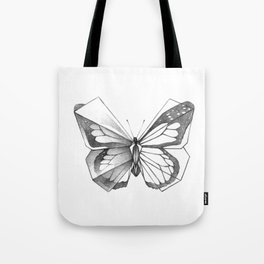 Butterfly Origami Tote Bag