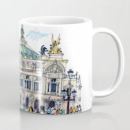 Palais Garnier, Paris Coffee Mug