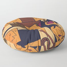 Raiders of the Lost Ark Floor Pillow