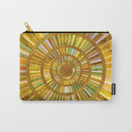 Sun Mandala 6 Carry-All Pouch