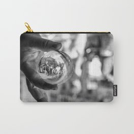 Bicycle in a ball Carry-All Pouch