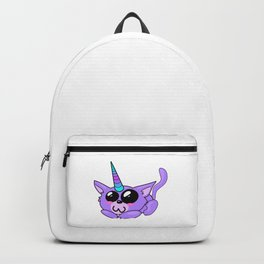 Unicorn Kitty Backpack