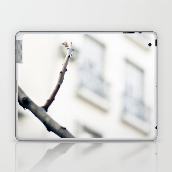 Lonely Winter (Minimalist Photography) Laptop & iPad Skin