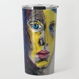 The gaze Travel Mug