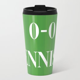 I heart Tennis Travel Mug