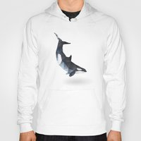 killer whale Hoodies featuring Killer Whale by The animals moved to - society6.com/dian