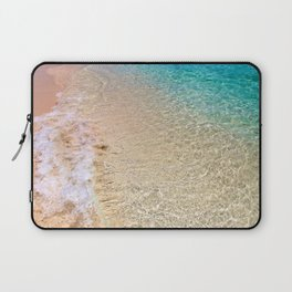 Caribbean Blue Laptop Sleeve