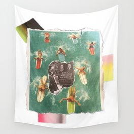 Surfin' USA Wall Tapestry
