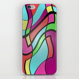 Shake Rattle and Roll iPhone Skin
