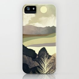 Retro Afternoon iPhone Case