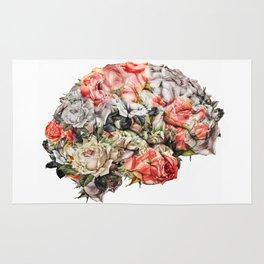 Flower Brain Rug