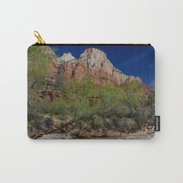 Virgin_River 8457 - Zion_National_Park, Utah Carry-All Pouch