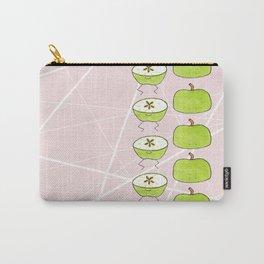 Apple Halves Carry-All Pouch