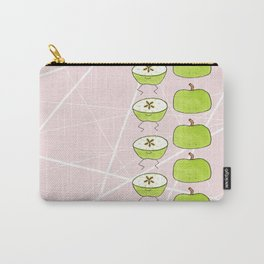 Apple Halves Carry-All Pouch