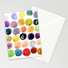 Watercolor Constellation Stationery Cards