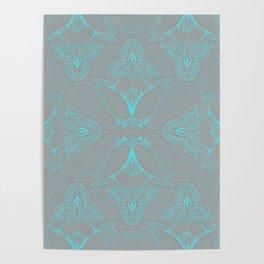 Flower Mandala 17 Poster