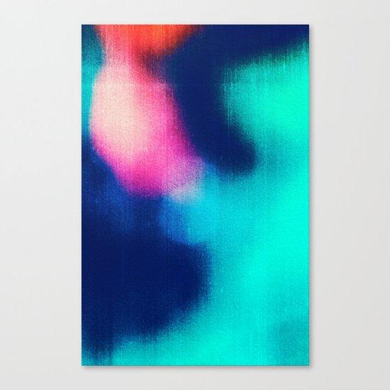 BLUR / miracle Canvas Print