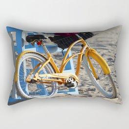 Beach Cruisin' II Rectangular Pillow