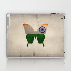 india butterfly Laptop & iPad Skin