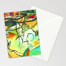 Wassily Kandinsky Composition V Stationery Cards
