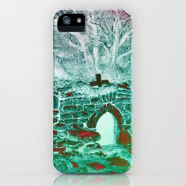 Holy Well iPhone Case