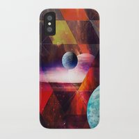 planet iPhone & iPod Cases featuring Planet by Tony Vazquez