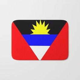 Flag of Antigua and Barbuda Bath Mat