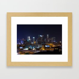 From The South-side Homie  Framed Art Print