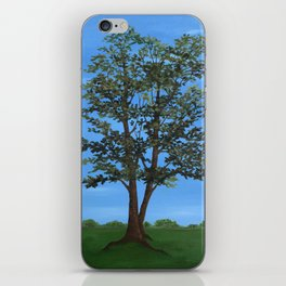 Four Seasons of a Tree:  Summer iPhone Skin