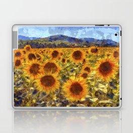 Sunflowers Vincent van Gogh Laptop & iPad Skin