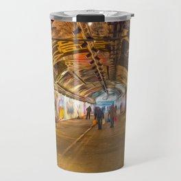 Artistic London Travel Mug