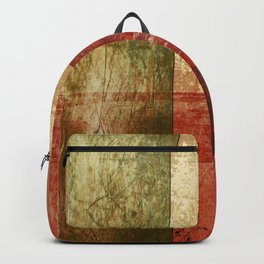 Converge, Abstract Grunge Art Backpack