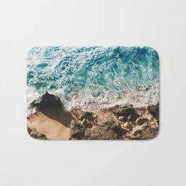Ocean and Rocks Bath Mat