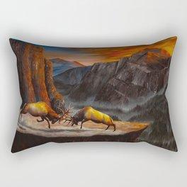 TheClash Rectangular Pillow