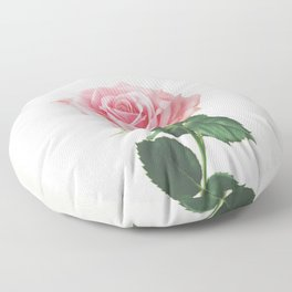 Spring Rose Floor Pillow